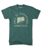 State of Connecticut Motto Shirt - Parkway Prints