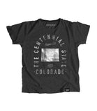 State of Colorado Motto Youth Shirt - Parkway Prints