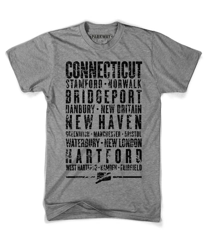 Connecticut State Shirt - Unisex
