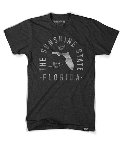 State of Florida Motto Shirt - Parkway Prints