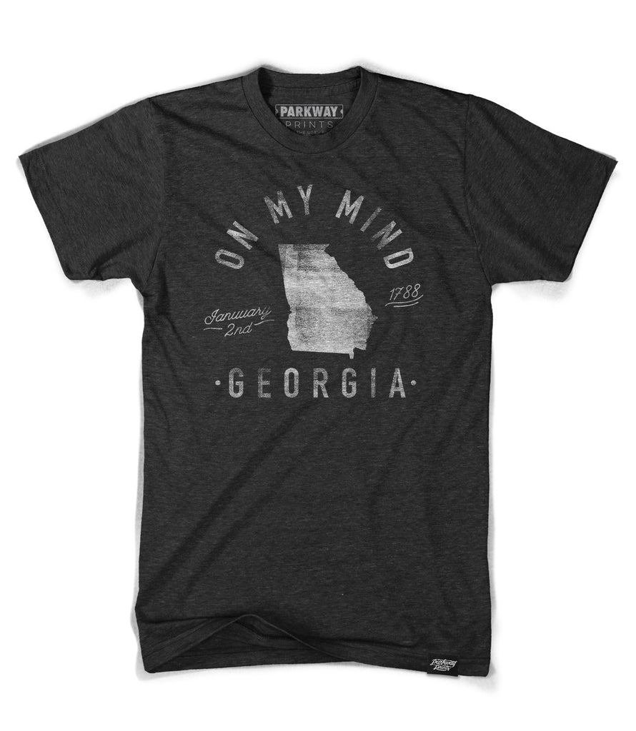 State of Georgia Motto Shirt - Parkway Prints