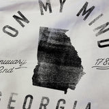 State of Georgia - Motto - Tote Bag - Parkway Prints
