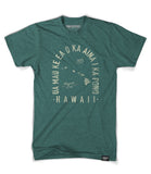 State of Hawaii Motto Shirt - Parkway Prints