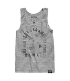 State of Hawaii - Motto - Tank Top - Parkway Prints