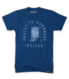 State of Indiana Motto Shirt - Parkway Prints