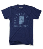 Indianapolis - City Motto Shirt - Unisex - Parkway Prints