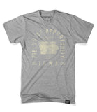 State of Iowa Motto Shirt - Parkway Prints