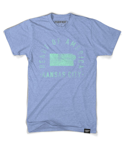 Kansas City Kansas - City Motto Shirt - Unisex - Parkway Prints