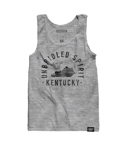 State of Kentucky - Motto - Tank Top - Parkway Prints