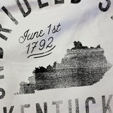 State of Kentucky - Motto - Tote Bag - Parkway Prints