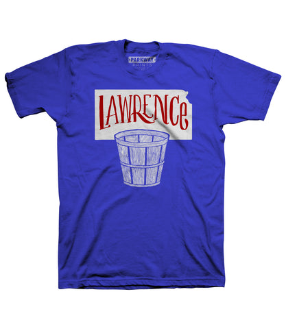 Lawrence Varsity Icon - Unisex - Parkway Prints