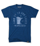 State of Minnesota Motto Shirt - Parkway Prints