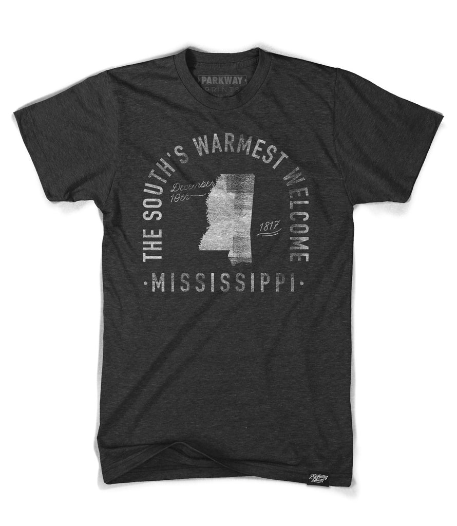 State of Mississippi Motto Shirt - Parkway Prints