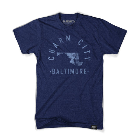 Baltimore - Maryland - City Motto Shirt - Unisex