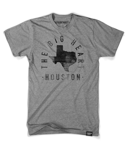 Houston Texas - City Motto Shirt - Unisex - Parkway Prints