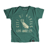 Los Angeles California - City Motto Youth Shirt