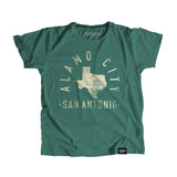 San Antonio Texas - City Motto Youth Shirt