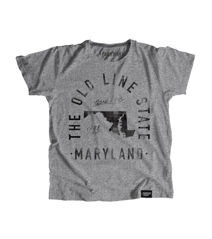 State of Maryland Motto Youth Shirt