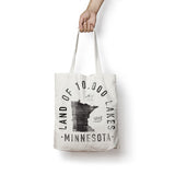 State of Minnesota - Motto - Tote Bag - Parkway Prints