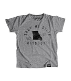 State of Missouri Motto Youth Shirt - Parkway Prints