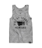 State of Montana - Motto - Tank Top