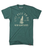 State of New Hampshire Motto Shirt