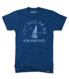 State of New Hampshire Motto Shirt - Parkway Prints