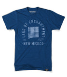 State of New Mexico Motto Shirt - Parkway Prints