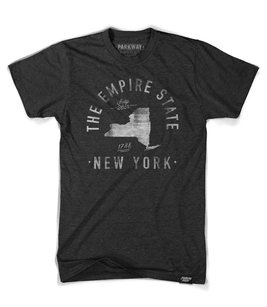 State of New York Motto Shirt - Parkway Prints