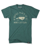 State of North Carolina Motto Shirt - Parkway Prints