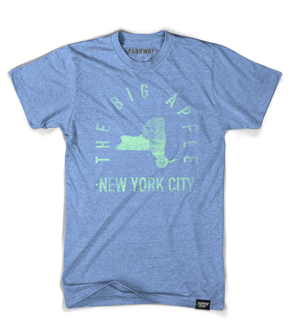 New York City - New York - City Motto Shirt - Parkway Prints