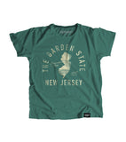 State of New Jersey Motto Youth Shirt - Parkway Prints