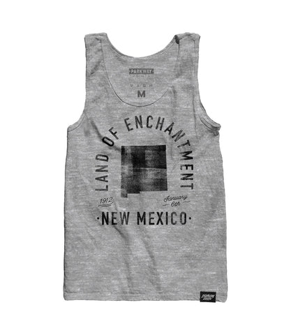 State of New Mexico - Motto - Tank Top