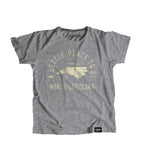 State of North Carolina Motto Youth Shirt - Parkway Prints