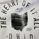 State of Ohio - Motto - Tote Bag - Parkway Prints