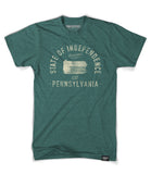 State of Pennsylvania Motto Shirt - Parkway Prints