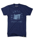 Portland Oregon  - City Motto Shirt - Parkway Prints