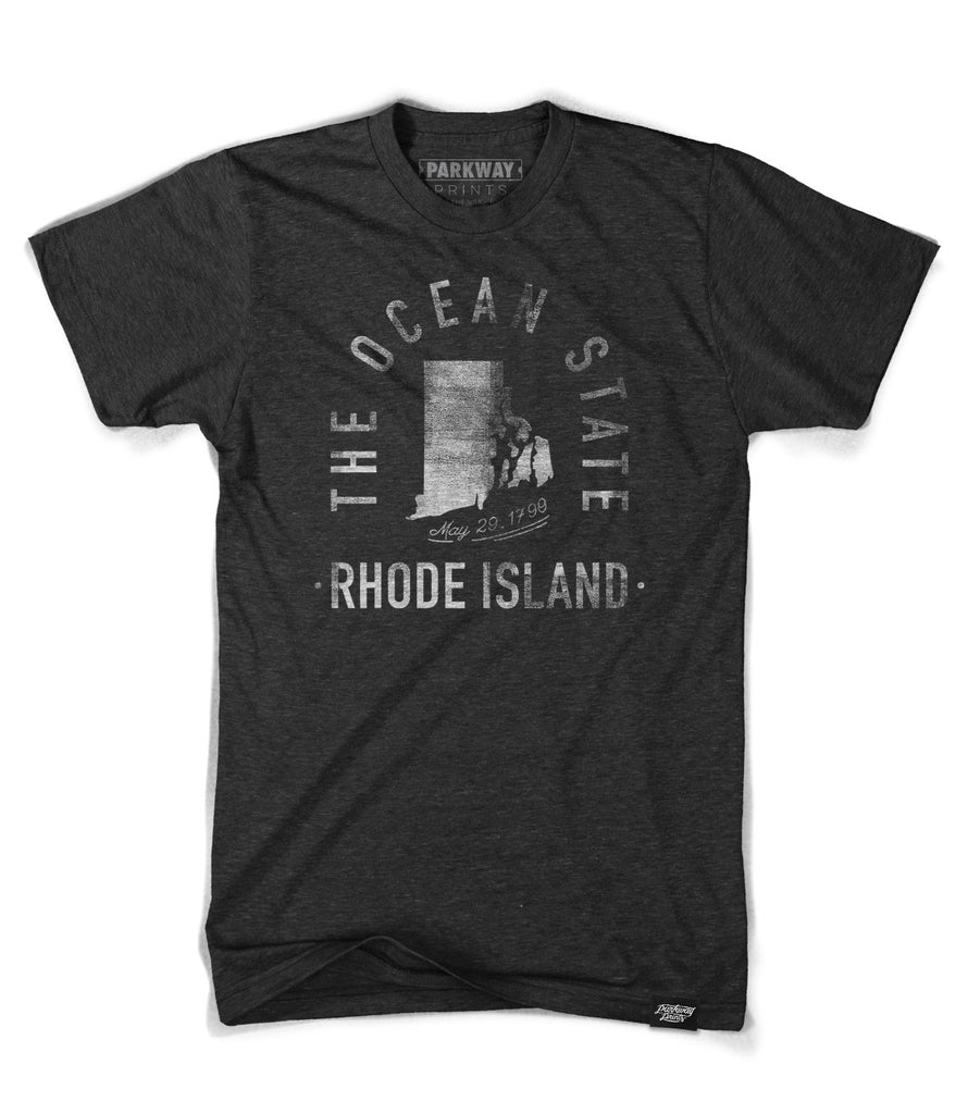 State of Rhode Island Motto Shirt