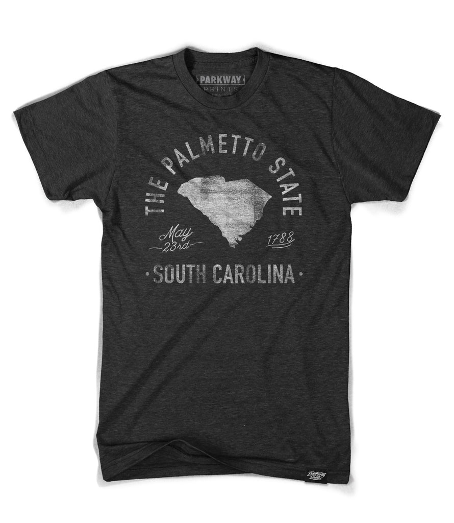 State of South Carolina Motto Shirt - Parkway Prints