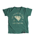 State of South Carolina Motto Youth Shirt - Parkway Prints