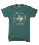 State of Texas Motto Shirt - Parkway Prints
