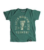 State of Vermont Motto Youth Shirt - Parkway Prints