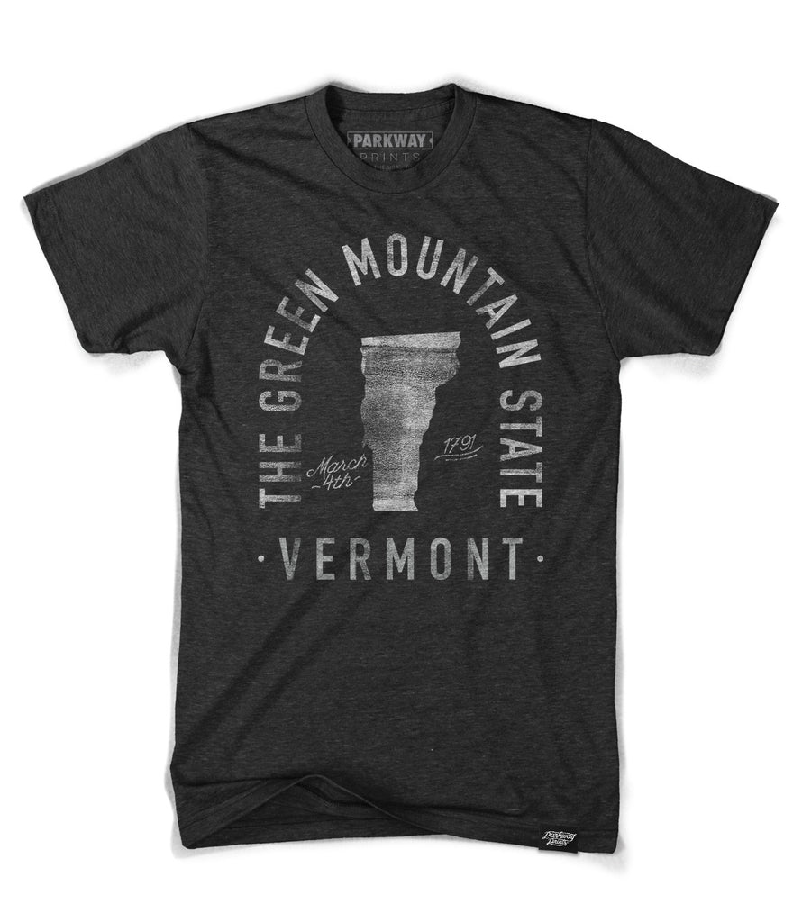 State of Vermont Motto Shirt