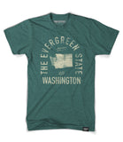 State of Washington Motto Shirt