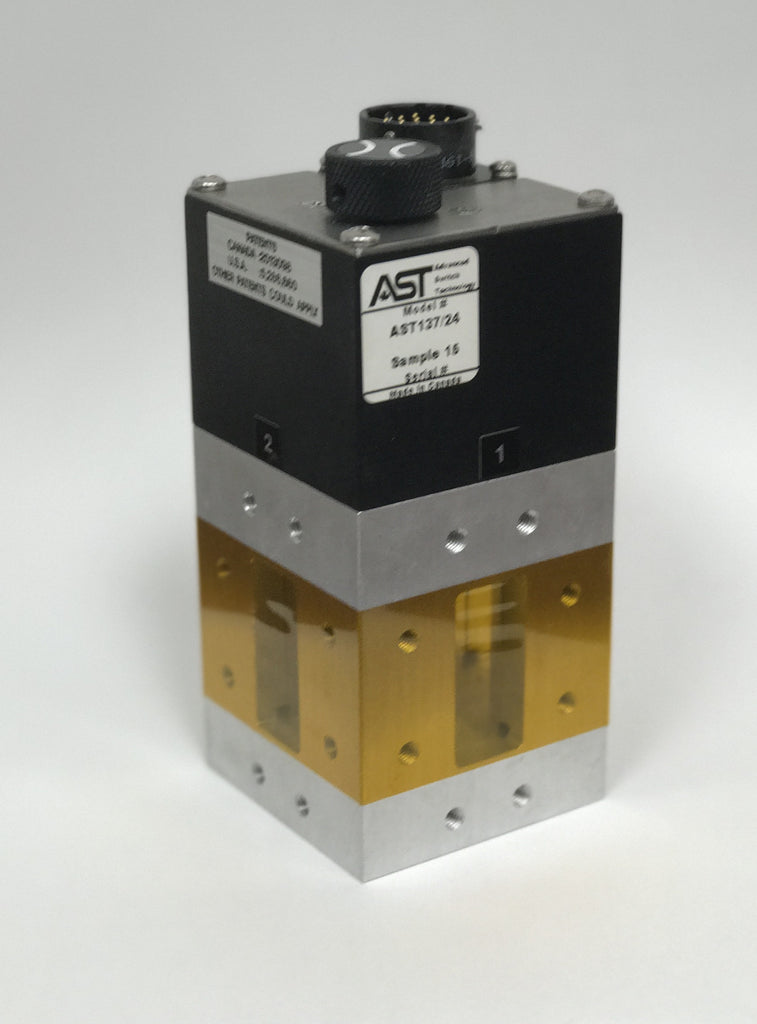WR137 Waveguide Switch AST137