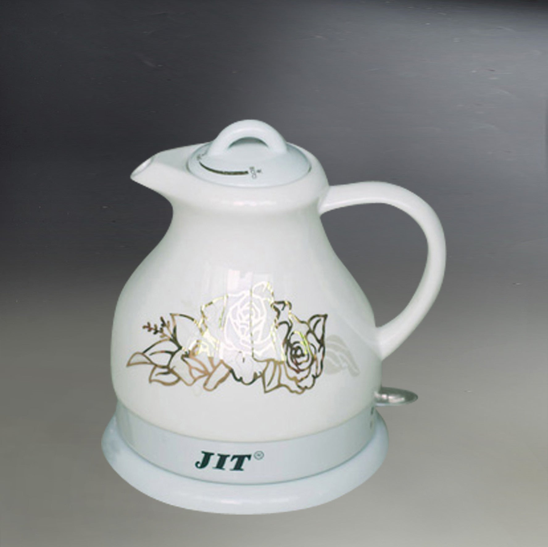 Porcelain Electric Kettle ~ Other home decor porcelain electric kettles was listed
