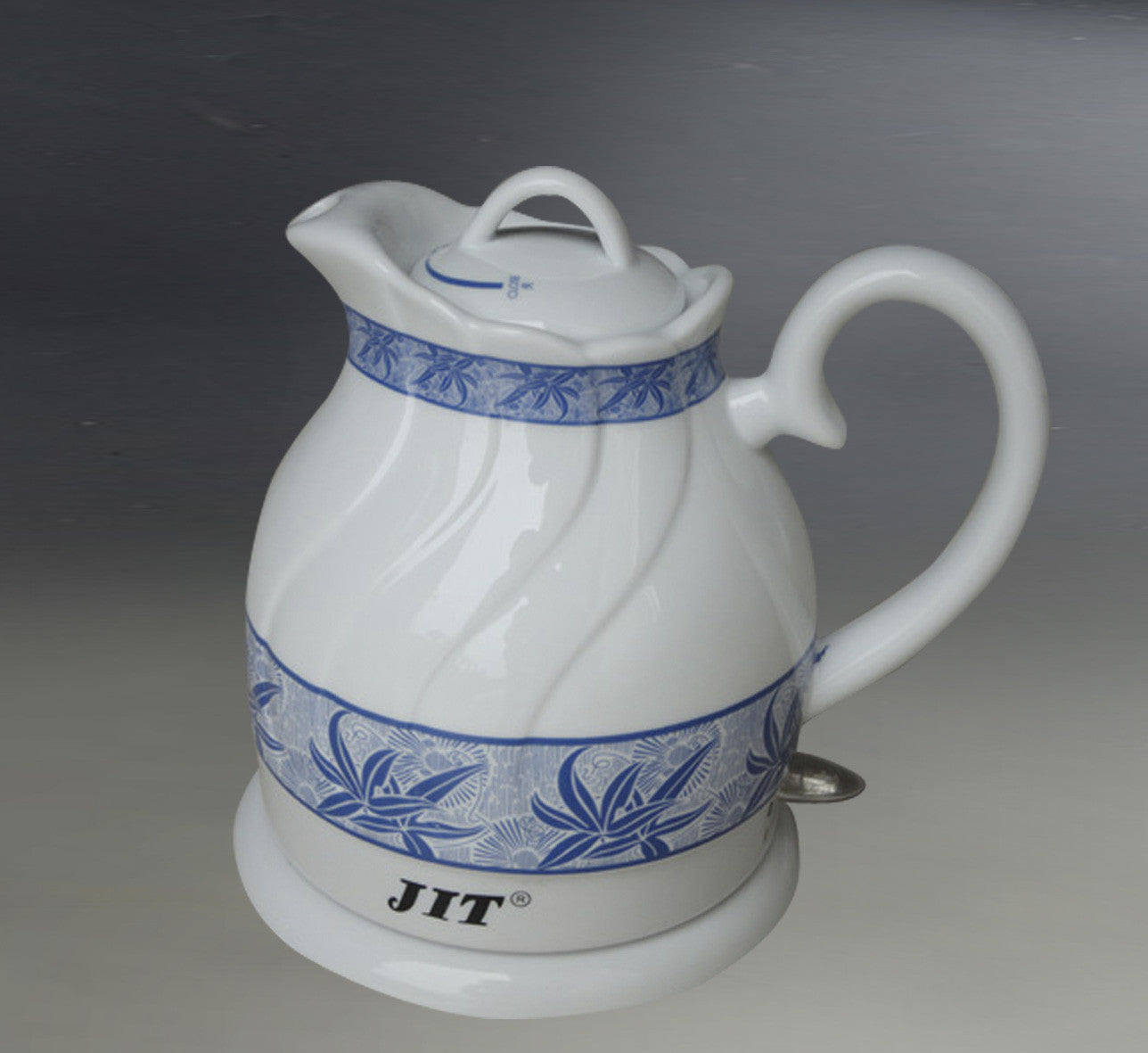 Porcelain Electric Kettle ~ Other home decor porcelain electric kettle was listed