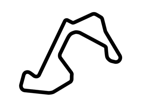 Autobahn South Track Outline