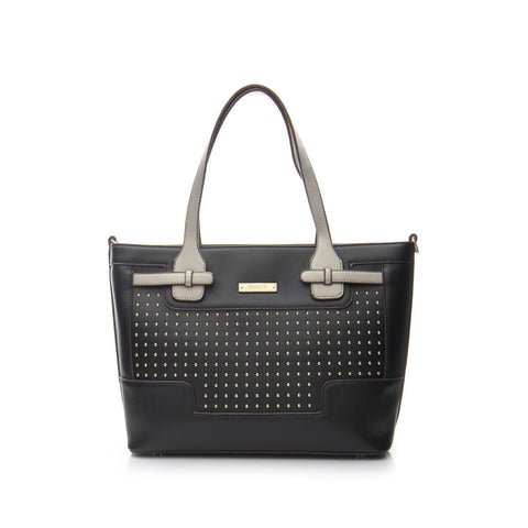 Promo Fashion Tote Bag - BS1975 Black
