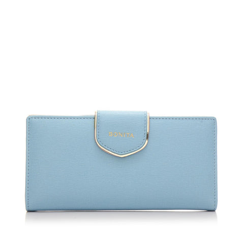 Promo Fashion Wallet - PW0216 Light Blue